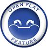 Open Flat Feature