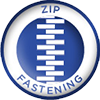 Zip Fastening for wide fit shoes