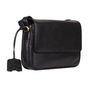 Atlanta Leather Shoulder Bag