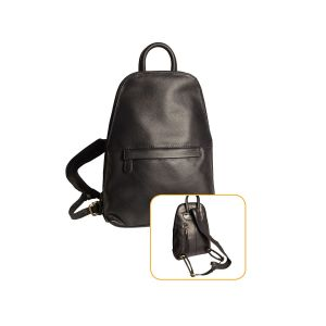 Canberra Leather Backpack