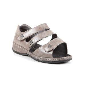 Cara Ladies Ultra Wide Sandal