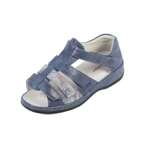 Carrie Ladies Ultra Wide Sandal