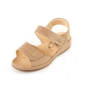 Cleo Ladies Ultra Wide Sandal