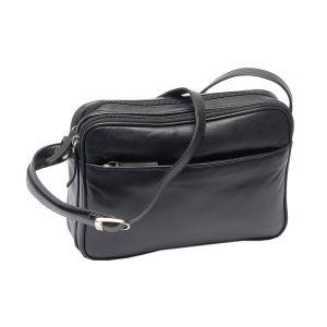 Dallas Leather Shoulder Bag
