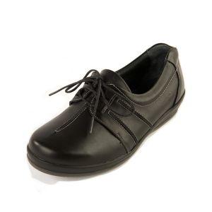 Easham Ladies Extra Wide Shoe