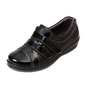 Fargo Ladies Extra Wide Shoe