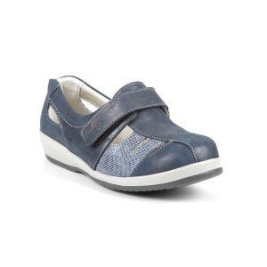 Forton Ladies Extra Wide Shoe