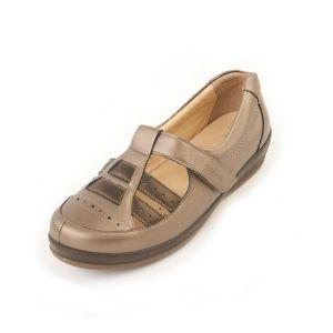 Foxton Ladies Extra Wide Shoe
