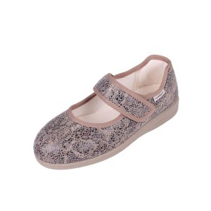 Mary Ladies Extra Wide Lightweight Shoe