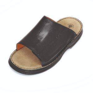 Norman Men's Ultra Wide Mule Sandal
