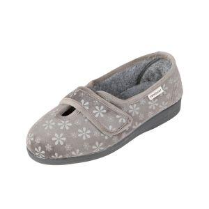 Sadie Ladies Extra Wide Slippers