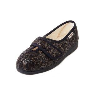 Sue Ladies Extra Wide Lightweight Shoe