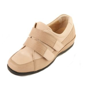 Wested Ladies Extra Wide Shoe