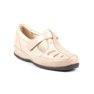 Wilby Ladies Extra Wide Shoe